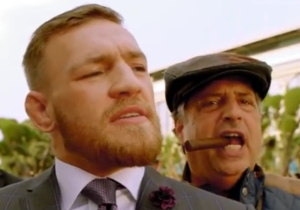Conor McGregor Shows Off His Comedic Chops With Jon Lovitz In 'The 13th Jockey'