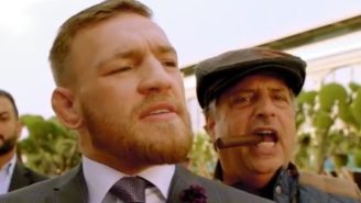 Conor McGregor Shows Off His Comedic Chops With Jon Lovitz In 'The 13th Jockey'