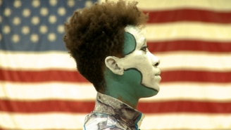 David Byrne Made A Documentary About His Color Guard Competition (And It Looks Incredible)