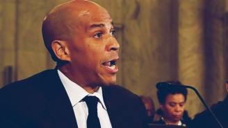 For The 1st Time In U.S. History, A Senator (Cory Booker) Testified Against Another Senator (Jeff Sessions) In A Confirmation Hearing