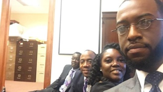 The NAACP Is Staging A Sit-In Protest In Jeff Sessions' Office Over His Attorney General Nomination