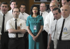 'Hidden Figures' Just Became As Timely As It Is Inspiring