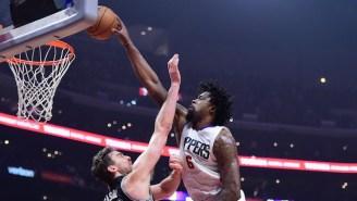 DeAndre Jordan Will Do The Dunk Contest If The NBA Meets His Demands