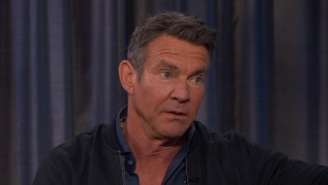 Dennis Quaid Discusses The Pitfalls Of Making (Fake) Viral Videos With Jimmy Kimmel