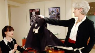Elton John Will Transform 'The Devil Wears Prada' Into A Stylish Broadway Musical