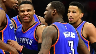 Dion Waiters Thinks 'That Sh*t Was Right There' And Russell Westbrook Was Robbed In All-Star Voting