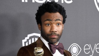 Donald Glover Proclaims Migos As 'The Beatles Of This Generation' At Golden Globes Press Conference
