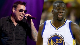 Draymond Green Is Getting Trolled By Smash Mouth, A Band That Was Relevant 20 Years Ago