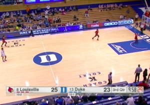 Duke Women's Basketball Got Embarrassed When They Were Tricked Into Defending The Wrong Basket