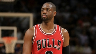 The Hornets' GM Mistakenly Said The Team Took Dwyane Wade In The Second Round Of The Draft