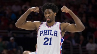 Joel Embiid Is Doing Things No Rookie Since Tim Duncan Has Done