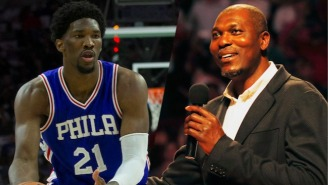Joel Embiid Reminds Hakeem Olajuwon Of Himself