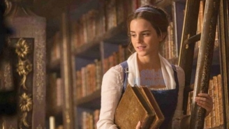 Emma Watson Was Almost 'Cinderella' Before She Stepped Into Belle's Shoes