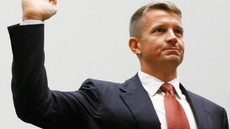 Blackwater Founder Erik Prince Has Deep Ties To The Trump Administration After All