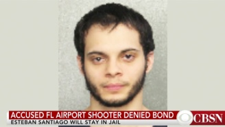 The Florida Airport Shooting Suspect Has Been Indicted On Murder Charges And Could Face The Death Penalty