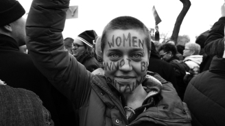 Photos And Stories From The Women's March, One Week Later