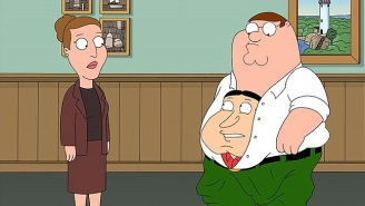 'Family Guy' Paid Loving Tribute To Carrie Fisher Before Sunday's New Episode