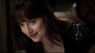 'Fifty Shades Darker' Frowns Upon Date Night Underwear In The Film's Latest Teaser