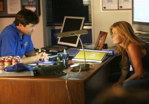 Connie Britton And Kyle Chandler Refused To Let Their 'Friday Night Lights' Characters Have An Affair