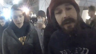 #FreeShia Movement Breaks Out On Twitter In The Wake Of Shia Labeouf's Arrest