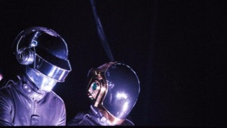 Daft Punk's First Live Performance In Three Years Will Once Again Be At The Grammys