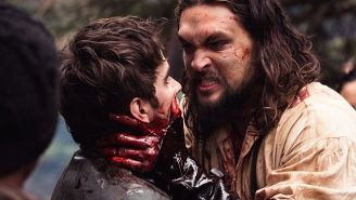 Jason Momoa Heads To The Canadian 'Frontier' For Dull Historical Drama