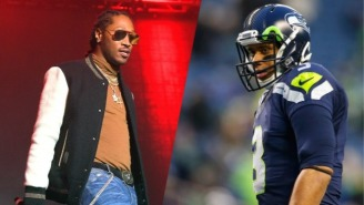 The Falcons DJ Is Going To Troll Russell Wilson By Playing Future Songs