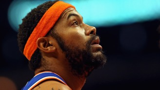 The Knicks Brought In Rasheed Wallace To Work With Mitchell Robinson