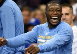 Nate Robinson Dunked All Over Shaq On The Set Of The 'Uncle Drew' Movie