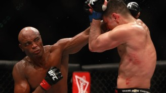 Anderson Silva Explains Why He'd Love A Superfight With Conor McGregor