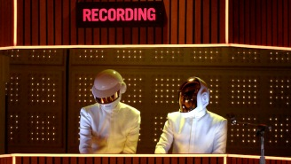 Could This Mysterious Daft Punk Video Be A Teaser Of Tour Plans?