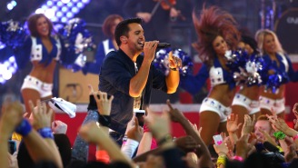 Country Star Luke Bryan Will Be Your Super Bowl LI Anthem Singer