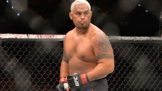 Mark Hunt Claims He's Being 'Forced' To Fight Alistair Overeem At UFC 209