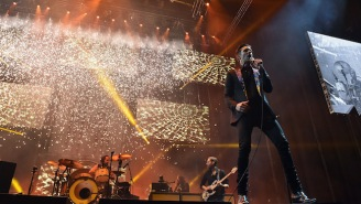 The Killers Performed With Sir Paul McCartney At A Russian Billionaire's New Year's Bash