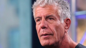 Anthony Bourdain Speaks Out About The Opioid Epidemic