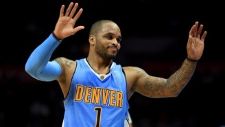 Jameer Nelson Used The D-Generation X 'Crotch Chop' In His Debut For The Pelicans