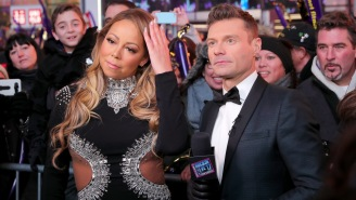 Watch Mariah Carey's Absolute Trainwreck Of A New Year's Eve Performance