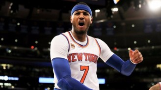 Carmelo Anthony Says Phil Jackson Would've Traded Him For 'A Bag Of Chips'