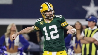 Aaron Rodgers Says He's Been Medically Cleared To Return To The Packers