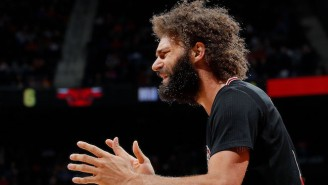 Robin Lopez Nearly Fought The Orlando Magic's Mascot After He Got Embarrassed By A Prank