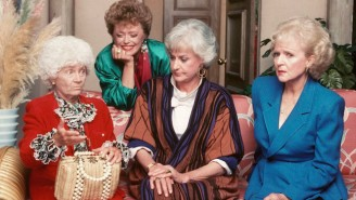 Hulu Owns A Chunk Of Your 2017 Viewing Schedule By Picking Up 'The Golden Girls' To Binge On