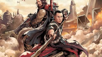 'Star Wars' Taps Greg Rucka To Write A 'Rogue One' Novel About Chirrut And Baze