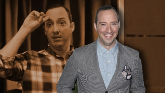 Tony Hale On Working With JJ Watt, Anxiety, And How Reality Is Stranger Than 'Veep'