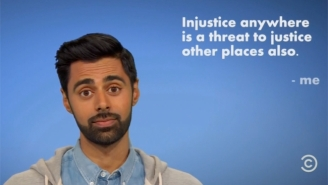 Hasan Minhaj Simplifies The Immigration Ban For The YouTube Generation On 'The Daily Show'