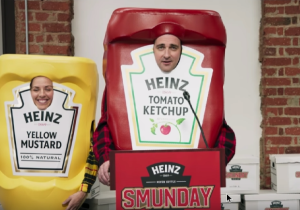 Heinz Is Giving All Their Employees The Day After The Super Bowl Off Instead Of Airing An Ad