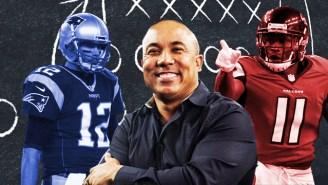 Hines Ward Breaks Down Antonio Brown's Big Mistake And Tom Brady's Super Bowl LI Destiny