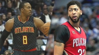 The Pelicans Reportedly Considered A Deal That Would've Paired Anthony Davis With Dwight Howard