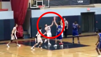 A High School Basketball Game Went To Overtime After An Incredible Full-Court Buzzer Beater