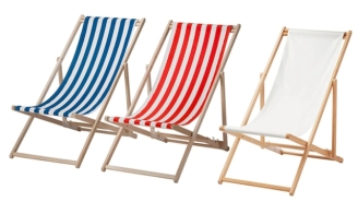 IKEA Recalls Beach Chairs Because They're Trying To Kill You And Take Over The World