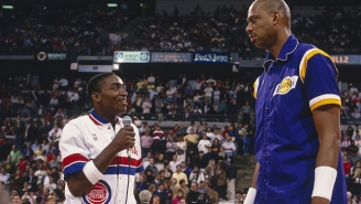 Isiah Thomas Wants Today's NBA Teams To Hate Each Other Like The Good, Old Days
